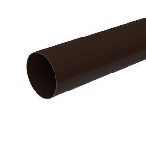 Водосточная труба Gamrat 3 метра коричневый