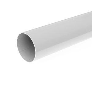 Водосточная труба Gamrat 3 метра белый