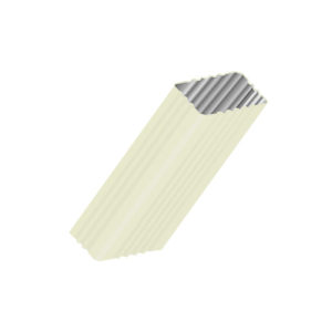 Труба водосточная МП Модерн 3 метра белый