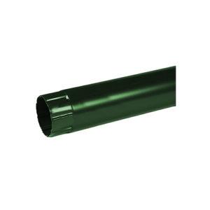 Труба водосточная МП Престиж зеленый RAL6005