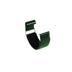 Соединитель желоба МП Престиж зеленый RAL6005