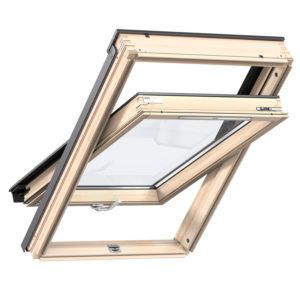 VELUX Дизайн Двухкамерное окно GLL 1061B Ручка снизу