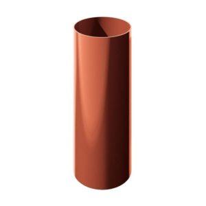 Водосточный труба Verat Технониколь 3 метра красный