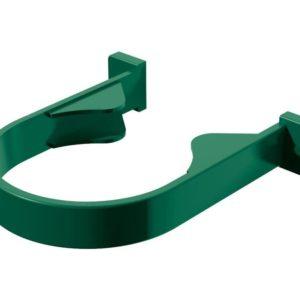 Хомут трубы Verat Технониколь зеленый