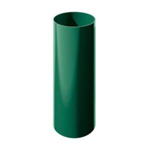 Водосточный труба Verat Технониколь 3 метра зеленый