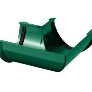 Угол желоба 90° универсальный Verat Технониколь зеленый