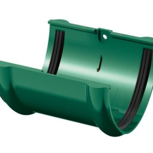 Соединитель желоба Verat Технониколь зеленый