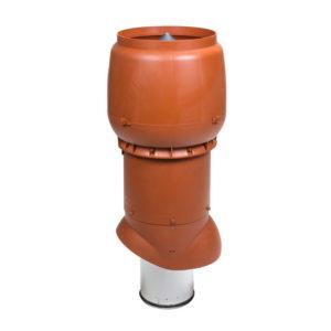 Вентиляционный выход утепленный 200/ИЗ/700 XL Vilpe кирпичный