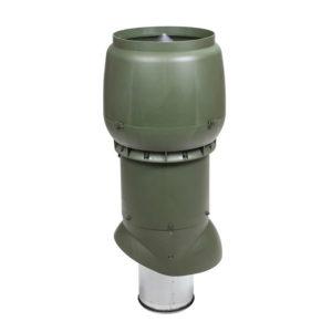 Вентиляционный выход утепленный 200/ИЗ/700 XL Vilpe зеленый