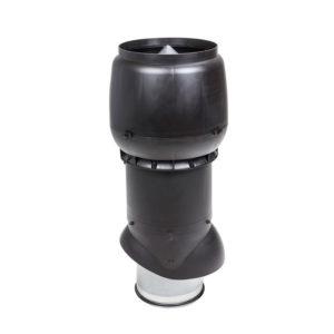 Вентиляционный выход утепленный 250/ИЗ/700 XL Vilpe черный