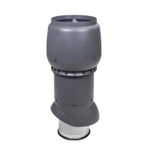 Вентиляционный выход утепленный 250/ИЗ/700 XL Vilpe серый