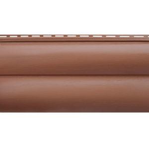 Альта Профиль Блок Хаус BH-03 акриловый красно-коричневый