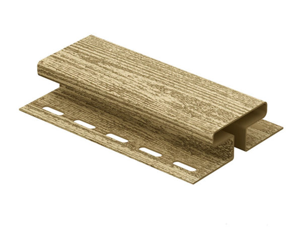 Ю-Пласт соединительная планка серия Timberblock ель балтийская