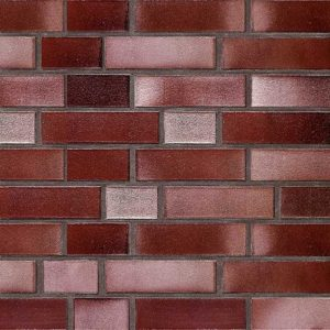 Клинкерная плитка Roben Adelaide burgund гладкая