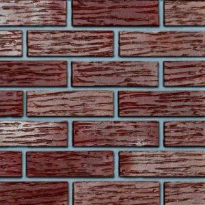 Клинкерная плитка Roben Adelaide burgund рифленая