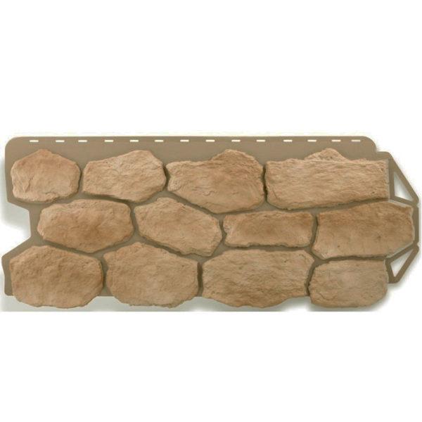 Фасадные панели Альта Профиль Бутовый камень нормандский