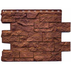Фасадные панели Альта Профиль Камень Шотландский блэкберн