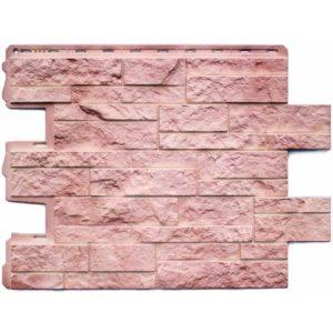Фасадные панели Альта Профиль Камень Шотландский линвуд