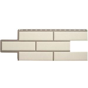 Фасадные панели Альта Профиль Венецианский камень белый