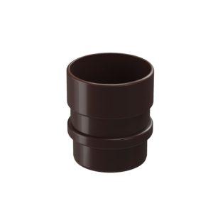 Муфта соединительная Docke Lux шоколад Ø141/100 мм