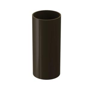 Труба водосточная Docke Premium 3 метра шоколад Ø120/85 мм