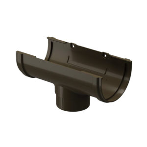 Воронка Docke Premium шоколад Ø120/85 мм
