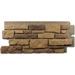 Фасадные панели Nailite Creek Ledgestone Premium
