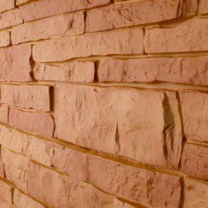 Фасадные панели Nailite Stacked Stone золотисто-бежевый