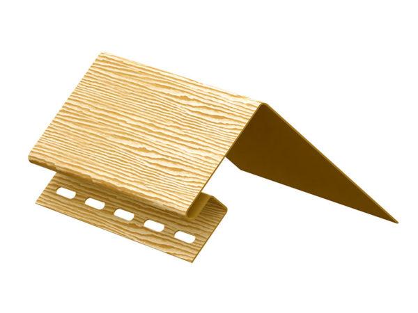 Ю-Пласт околооконная планка серия Timberblock дуб золотой