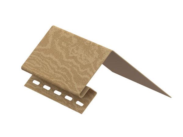 Ю-Пласт околооконная планка серия Timberblock кедр янтарный