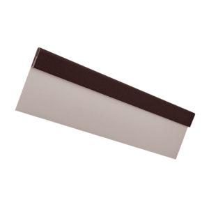 Финишная планка Aquasystem 2 метра Pural Matt темно-коричневый 32