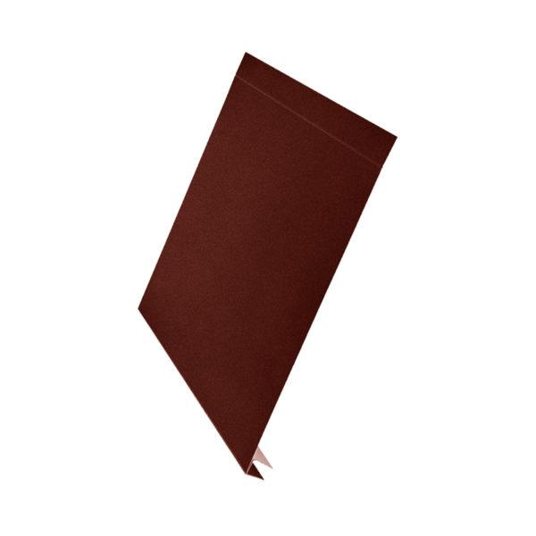 J-фаска Aquasystem 2 метра Pural Matt коричневый 8017