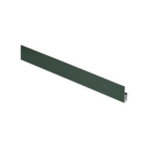 G-планка Aquasystem 2 метра светло-зеленый 11