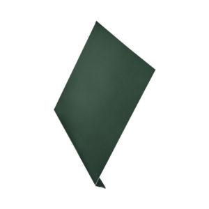 Ветровая планка (L-профиль) Aquasystem 2 метра Polyester светло-зеленый 11