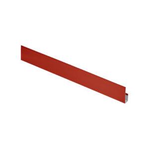 G-планка Aquasystem 2 метра красный 29