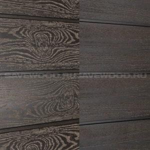 Savewood Sorbus фасадная доска темно-коричневый