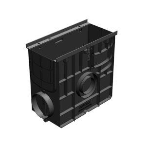 Пластиковый пескоуловитель Gidrolica Super DN150/200