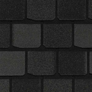 CertainTeed коллекция Highland Slate Black Granite
