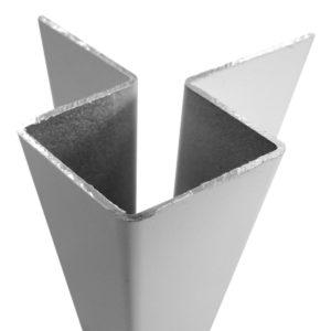 Внешний симметричный угловой профиль для Cedral