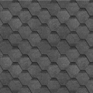 Технониколь Shinglas коллекция Соната серый