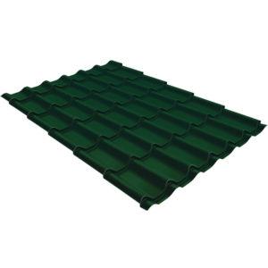 Металлочерепица Classic зеленый