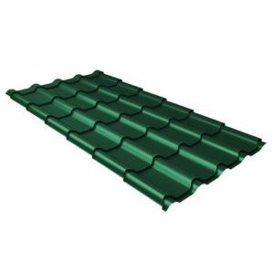 Металлочерепица Kamea зеленый