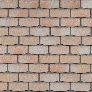 Фасадная плитка Технониколь HAUBERK камень травертин
