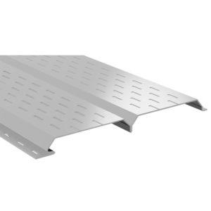 Lбрус-15х240 софит перфорированный серый 7004