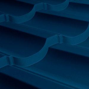 Металлочерепица Трамонтана синий