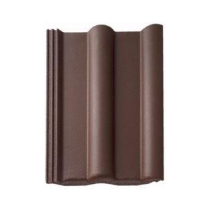 Braas Франкфуртская цвет темно-коричневый