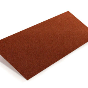Metrotile плоский лист терракотовый