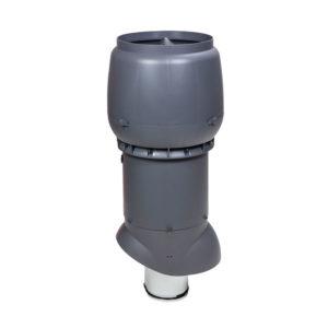 Вентиляционный выход утепленный 160/ИЗ/700 XL Vilpe серый