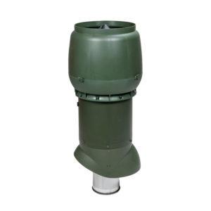 Вентиляционный выход утепленный 160/ИЗ/700 XL Vilpe зеленый