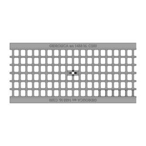 Решетка ливневая чугунная ячеистая DN200